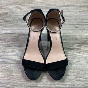 {Madden Girl} Black Heels Sz 6.5